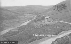 A Wayside Cottage 1921, Trough Of Bowland