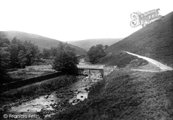 Entrance To Trough Of Bowland 1921, Trough Of Bowland