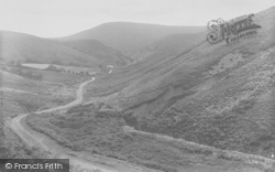 Showing Trough House And Fell 1921, Trough Of Bowland