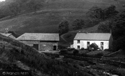 Sykes Farm 1921, Trough Of Bowland