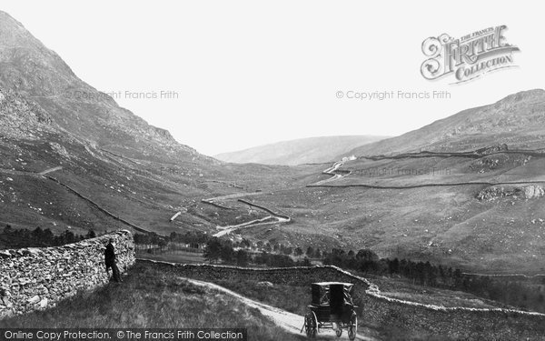 Photo of Troutbeck, Kirkstone Pass 1886, ref. 5010