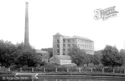 Trowbridge, Ashton Mill 1923
