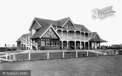 Trowbridge, County Cricket Ground Pavilion 1907