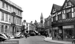 Trowbridge, Fore Street c.1950