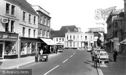 Trowbridge, Fore Street c.1965
