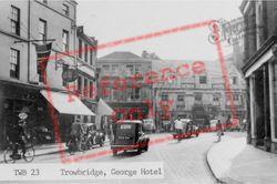 Trowbridge, George Hotel c.1950