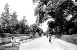 Trowbridge, Hilperton Road 1907