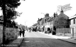 Trowbridge, Mortimer Street c.1955