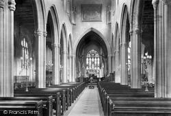 Trowbridge, Parish Church 1923