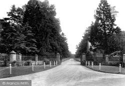 Trowbridge, Rood Ashton Park 1907