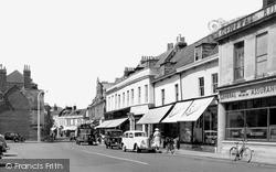 Trowbridge, Roundstone Street c.1955