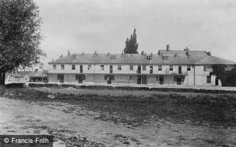Trowbridge, Royal Artillery Barracks 1900