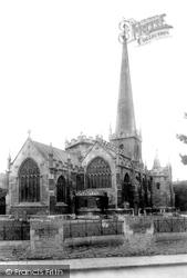 Trowbridge, St James Parish Church, East End 1900