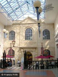 Trowbridge, The Shires Centre, The Old Bethesda Chapel/Samuel Salter & Co 2004