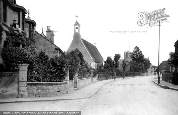 Photo of Trowbridge, Wingfield Road 1907