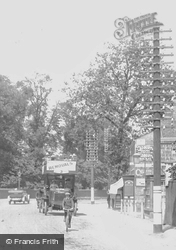 Village Street 1914, Trumpington