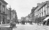 Truro, Boscawen Street 1912