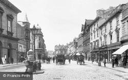 Boscawen Street 1912, Truro