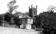 Truro, Kenwyn Church 1890