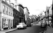 Truro, Pydar Street c1955