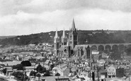 Truro, the Cathedral c1910