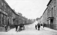 Truro, Upper Lemon Street 1890