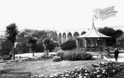 Truro, Victoria Gardens c.1905