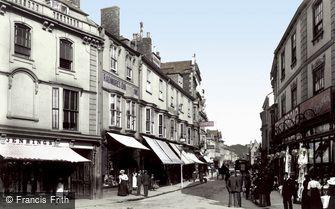 Truro, Victoria Place 1897