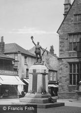 Truro, War Memorial 1923