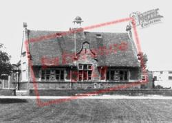 Trysull, All Saints School c.1960