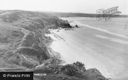 Tudweiliog, Penllech Bay c.1955