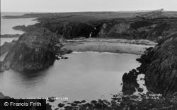 Tudweiliog, Porth Gwylan c.1955