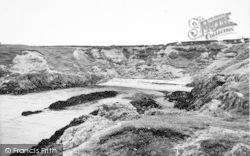 Tudweiliog, Porthysgaden Beach c.1955