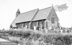 Tudweiliog, St Cwyfan Church c.1955