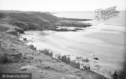 Tudweiliog, The Bay c.1955