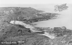 Tudweiliog, The Coast c.1955