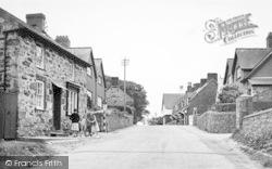 Tudweiliog, The Village c.1955