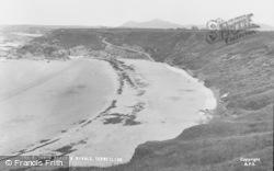 Tudweiliog, Towyn Beach And Rivals c.1955