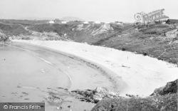 Tudweiliog, Towyn Beach c.1960