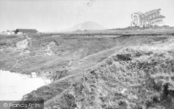 Tudweiliog, View From Towyn Beach c.1955