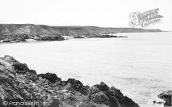 Tudweiliog, View Towards Porthysgadan c.1955