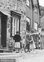 Tudweiliog, Village Girls c.1955