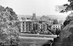 Tunbridge Wells, From Mount Ephraim c.1955