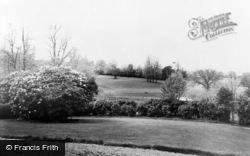 Tunbridge Wells, Golf Links From Spa Hotel c.1965