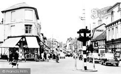 Tunbridge Wells, Grosvenor Road 1961