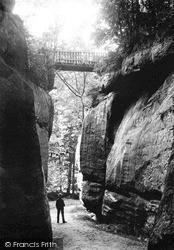Tunbridge Wells, High Rocks c.1900