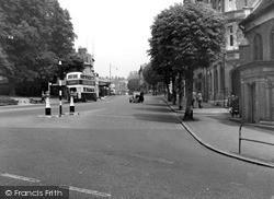Tunbridge Wells, London Road c.1955