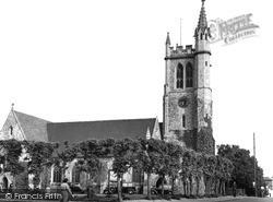 Tunbridge Wells, St John's Church c.1955