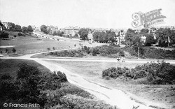 Tunbridge Wells, The Common 1885
