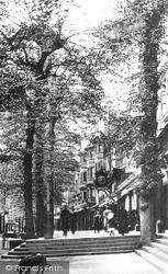 Tunbridge Wells, The Pantiles c.1910